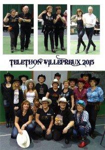 Téléthon 2015 Villepreux.